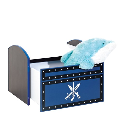 Pirate Toy Box