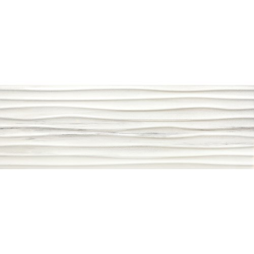 Wellen Riverdale White Rectified 30 x 90